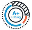 A+ Rating by BBB
