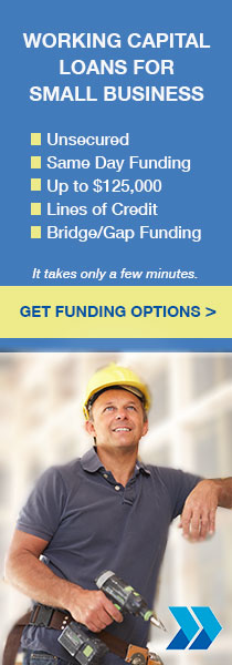 Working Capital - Get Funding Options